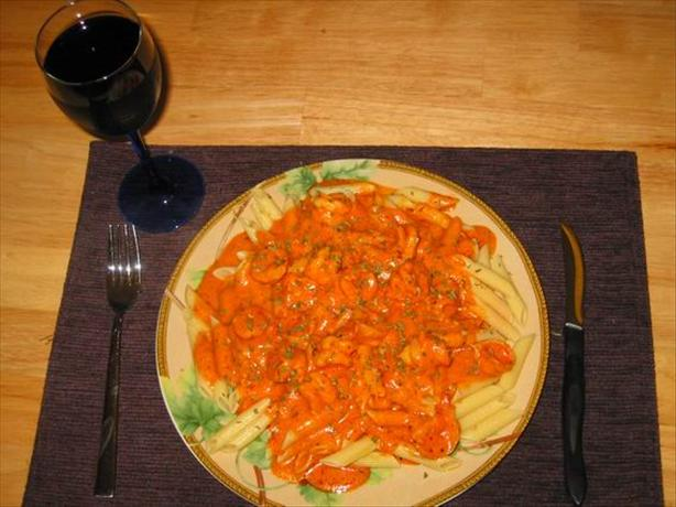 Perfect Vodka Sauce With Prosciutto