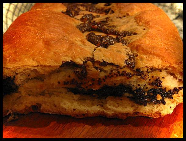 Makowiec (Poppy Seed Cake/Roll)