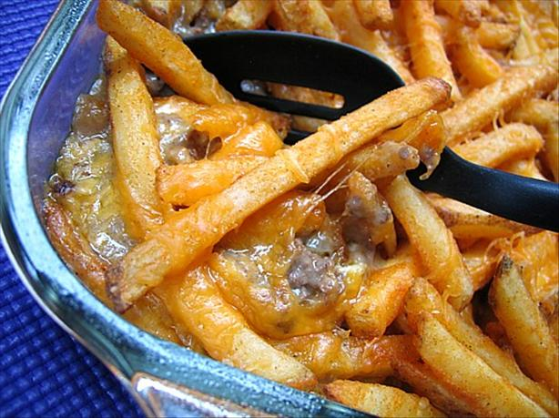 Cheeseburger & Fries Casserole
