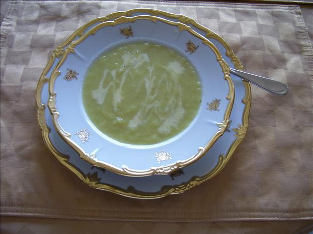 Vichyssoise Cream of Leek