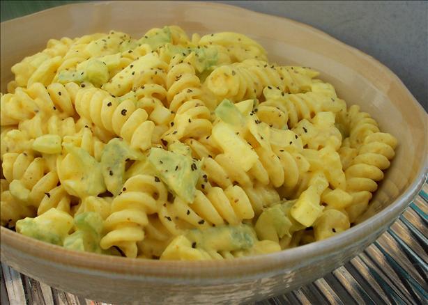 Mom's Overnight Macaroni Salad