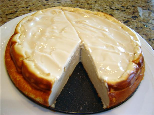 Impossible Cheesecake