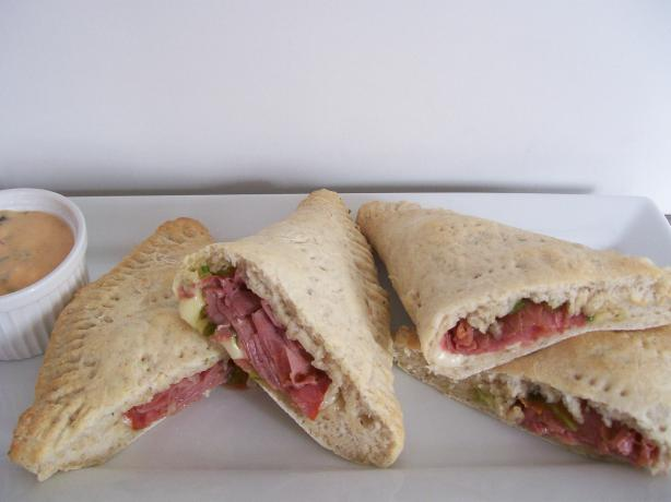 Reuben Turnovers