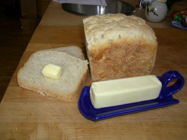 Sourdough Bread for the Bread Machine