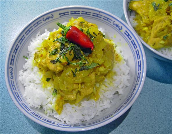 Burma Curry Chicken