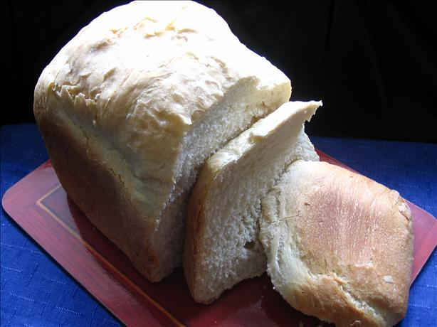 Bread Machine French Bread (simple, simple, simple)