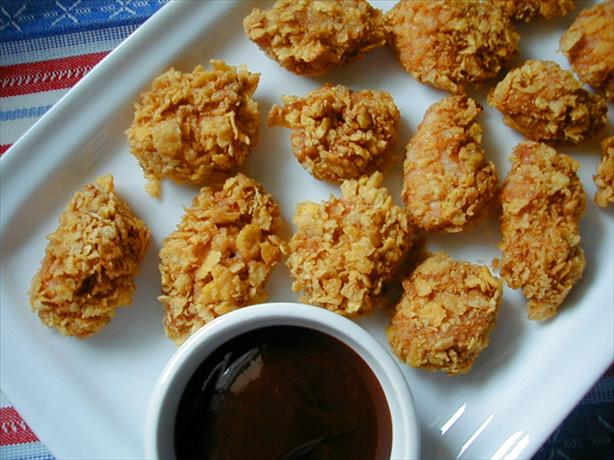 Corn Flake Chicken Nuggets