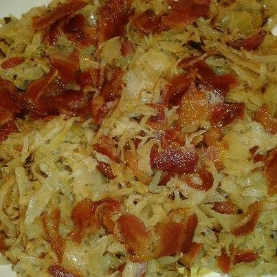Fried Sauerkraut