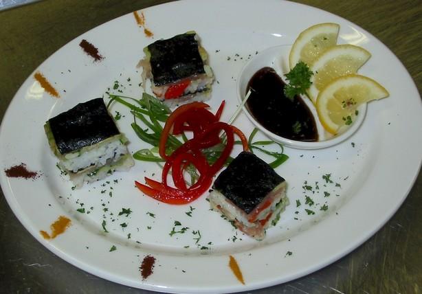 Sushi Layers