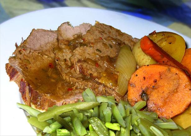 Trinidad Pepperpot Beef