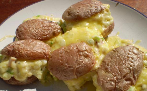 Twice Nuked Potatoes