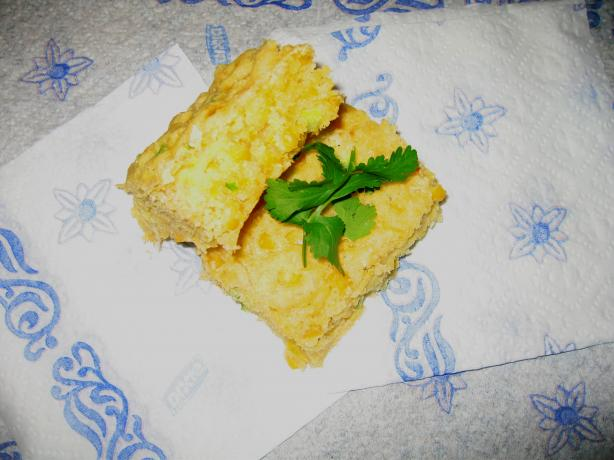 Mexican-Style Cheese Cornbread