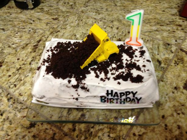 Non-Dairy Chocolate Cake