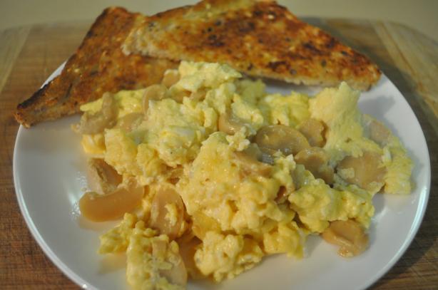 Darlene's Scrambled Eggs