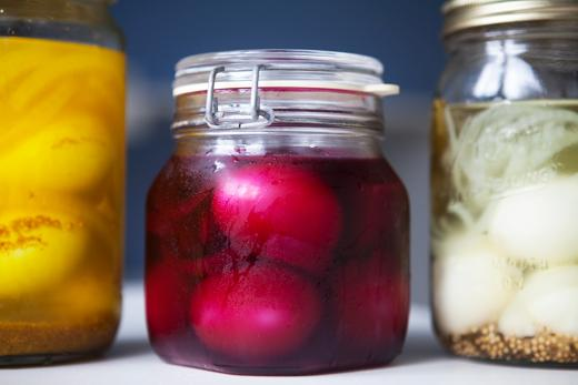 Mama's Best Pickled Eggs