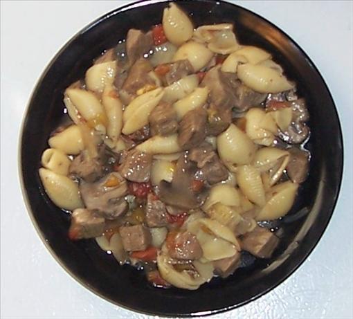 Steak Creole