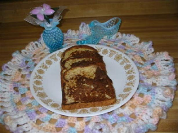 Amish-Style French Toast--Breakfast is Served!