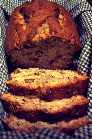 Aunt Carrie's Banana Bread
