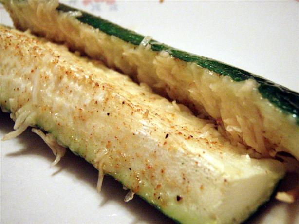 Easy Dinner Parmesan Zucchini