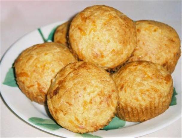 Easy Cheesy-Corny Muffins