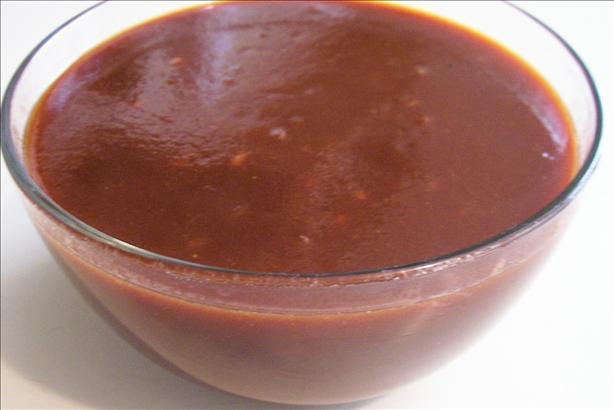 Molasses BBQ Sauce
