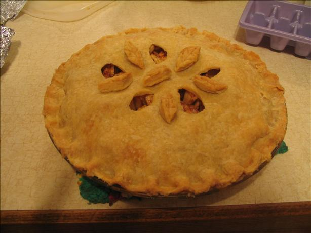 Pleasing Pear Pie