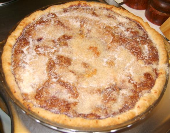 Grossmummy's pie crusts - MMMmmmm