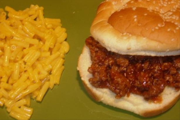 Country Sloppy Joes