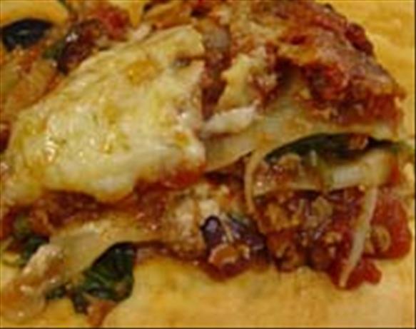 Friedel's Lasagna