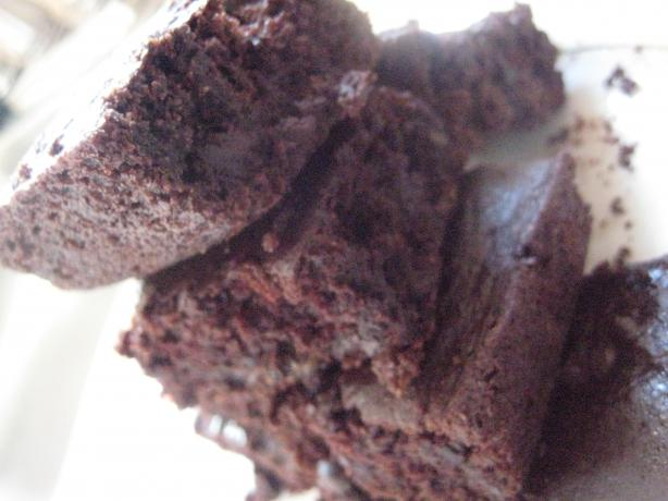 Rusty's Chocolate Vegan Brownies