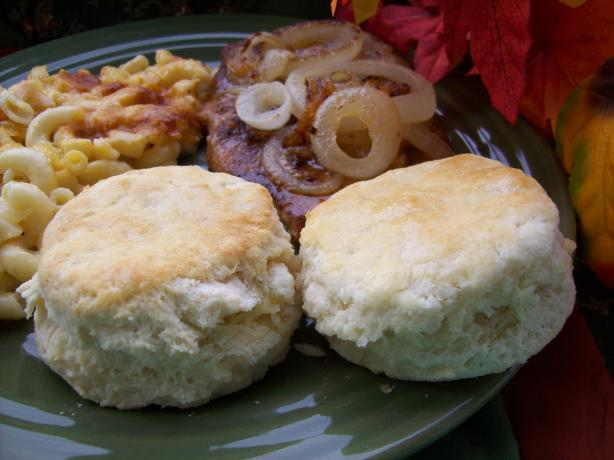Kansas Gal Biscuits