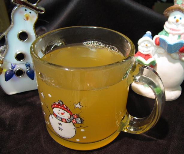Hot Mexican Cider