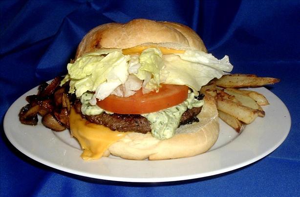 Never Boring Burgers