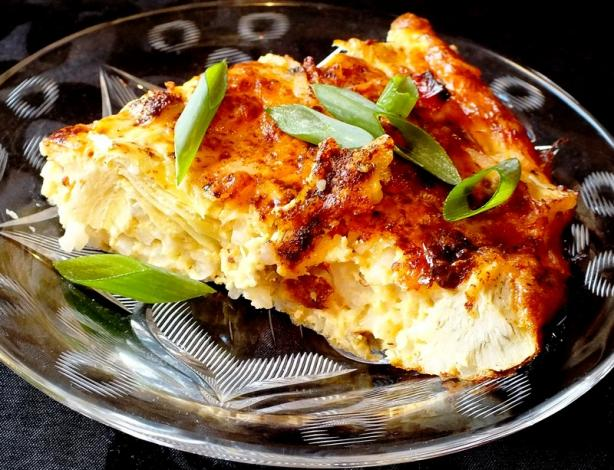 Rice and Artichoke Hearts Baked