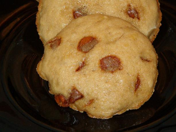 Banana Spice Cookies