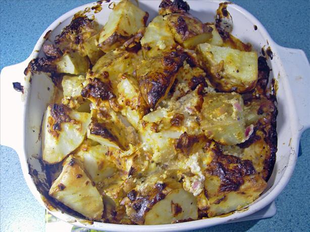 New Potatoes Romanoff