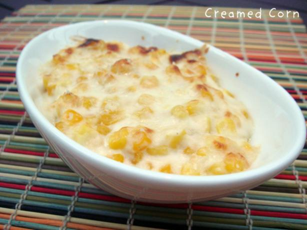 Summit House Classic Creamed Corn Au Gratin