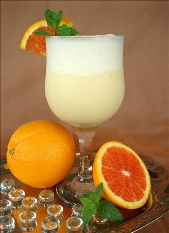 Orange fruity tuty delight