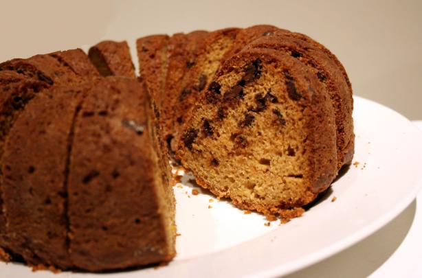 Low Fat Choc-Orange Cake