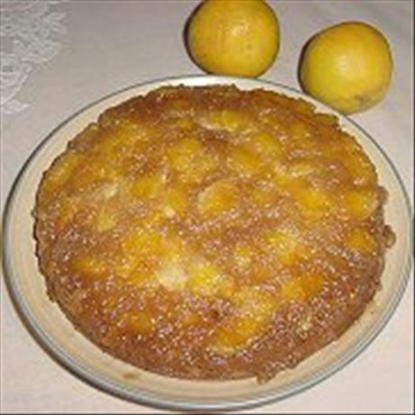 Orange Upside-Down Cake