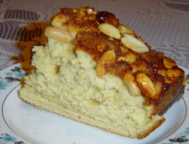 Peanut-Butter Nut Bread