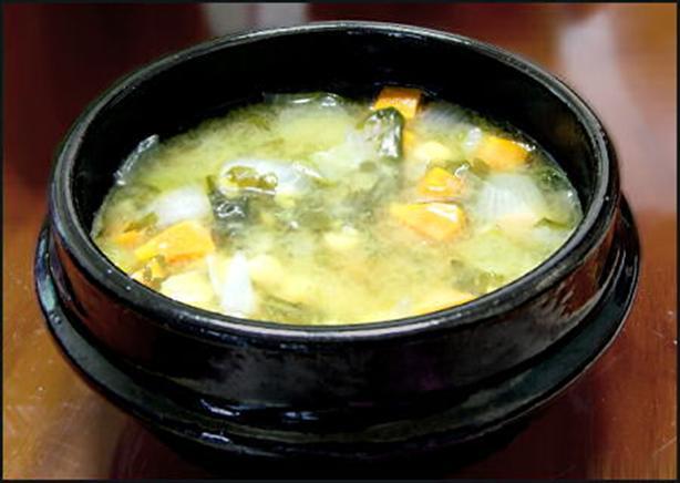 Caraway Split-Pea Soup