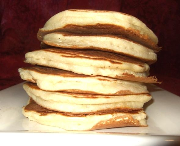 Flannel Cakes - Best Pancakes Ever