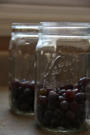 Easy Concord Grape Juice