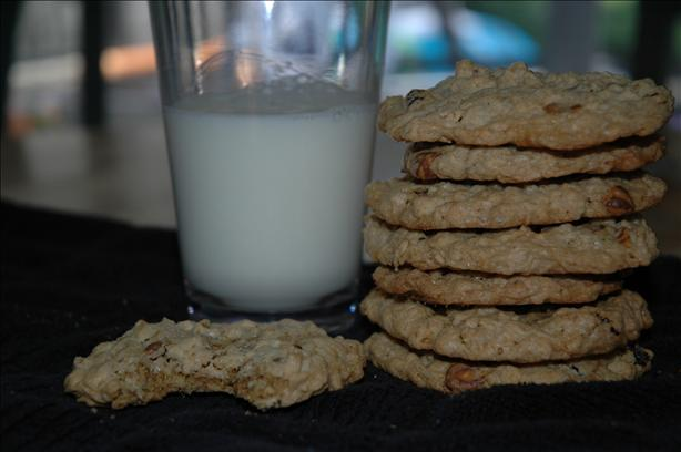 Oatmeal-Peanut Butter Cookies