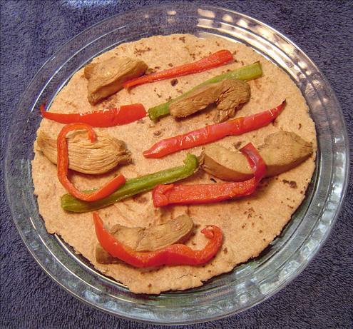 Tex-Mex Chicken Fajitas