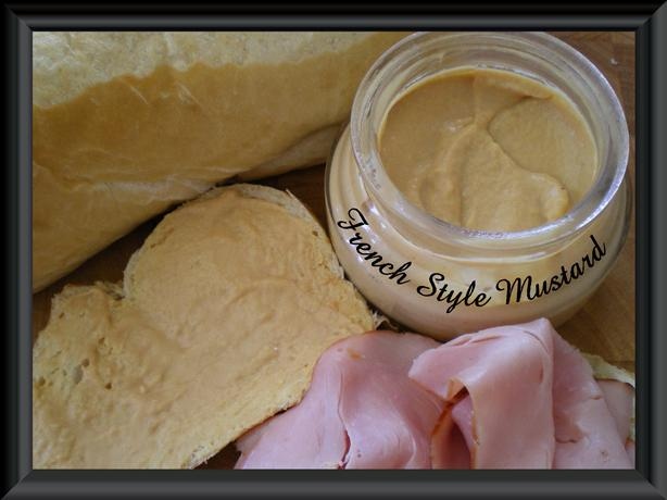 French Style Mustard