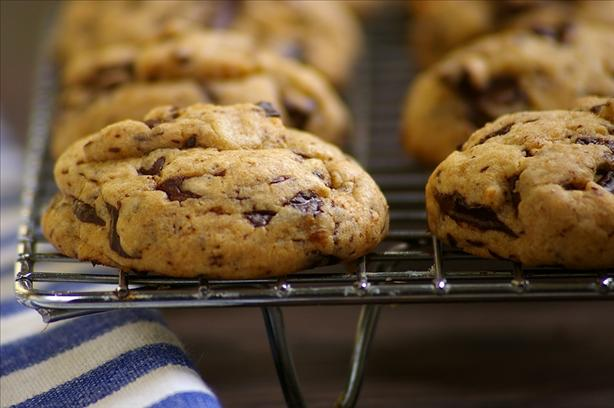 Blue-Ribbon Chocolate Chip Cookies