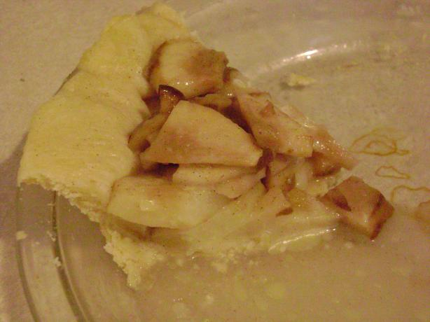 Scrumptious Pear Pie