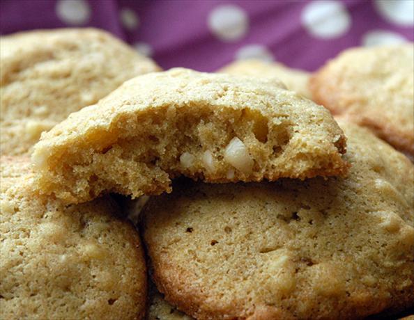 Dutch Almond Cookies (Amandel Koekjes)